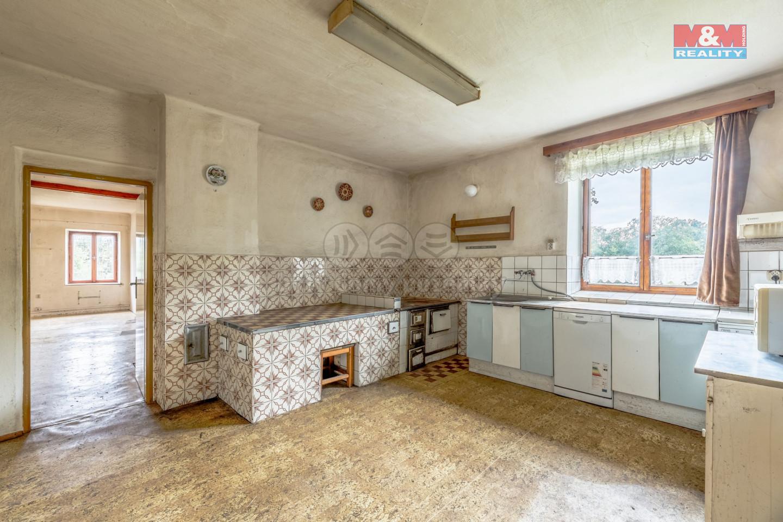 Prodej chalupy 4+1, 140 m², Kovářov