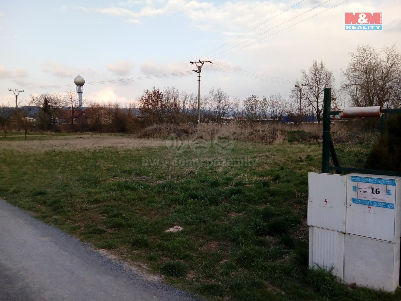 Prodej zahrady, 1427 m², Štarnov