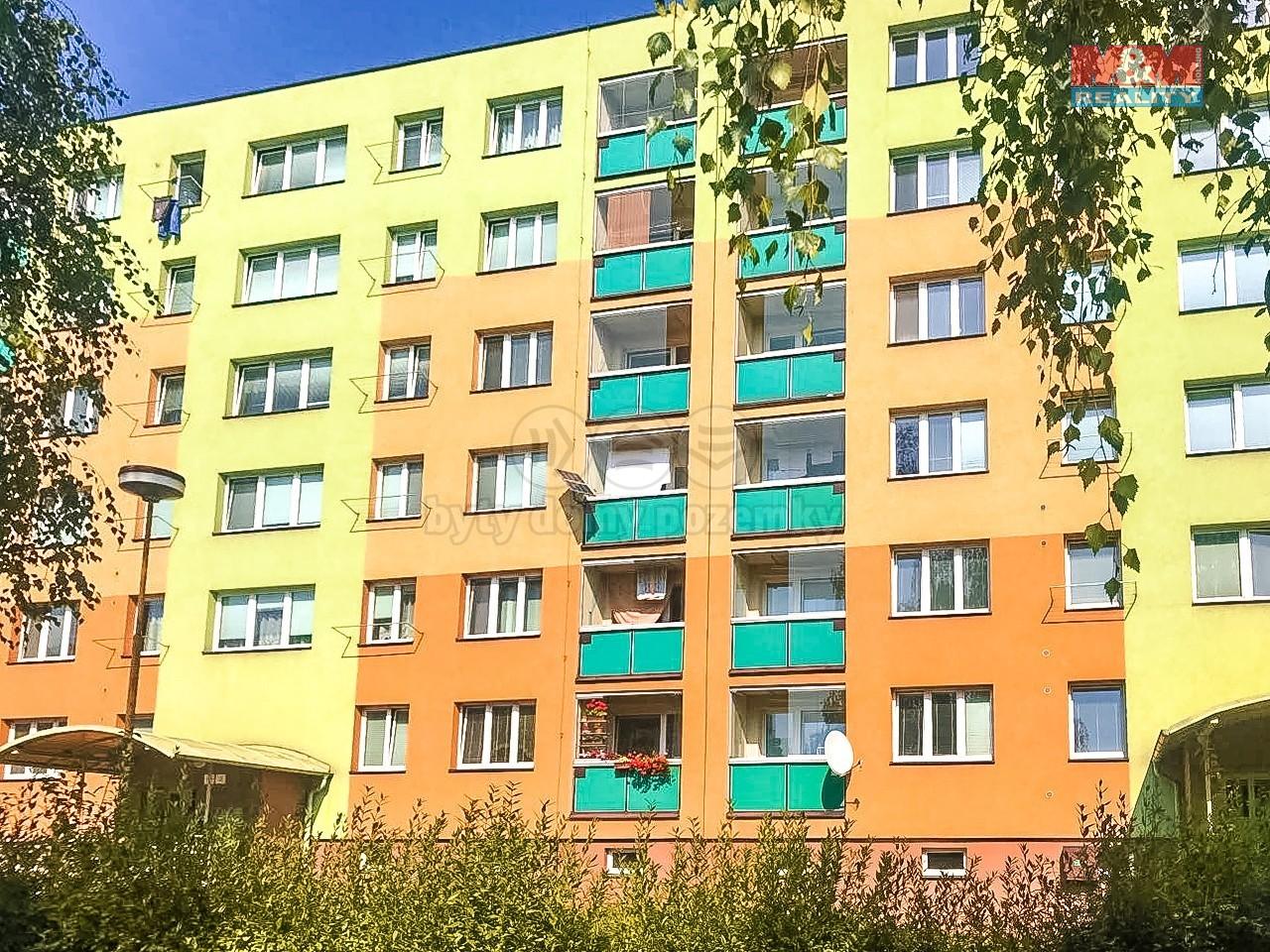 Prodej bytu 2+1, 46 m², Havířov, ul. Marie Pujmanové
