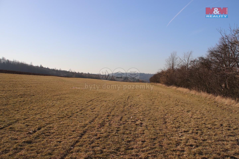 Prodej pole, 6275 m², Chocerady
