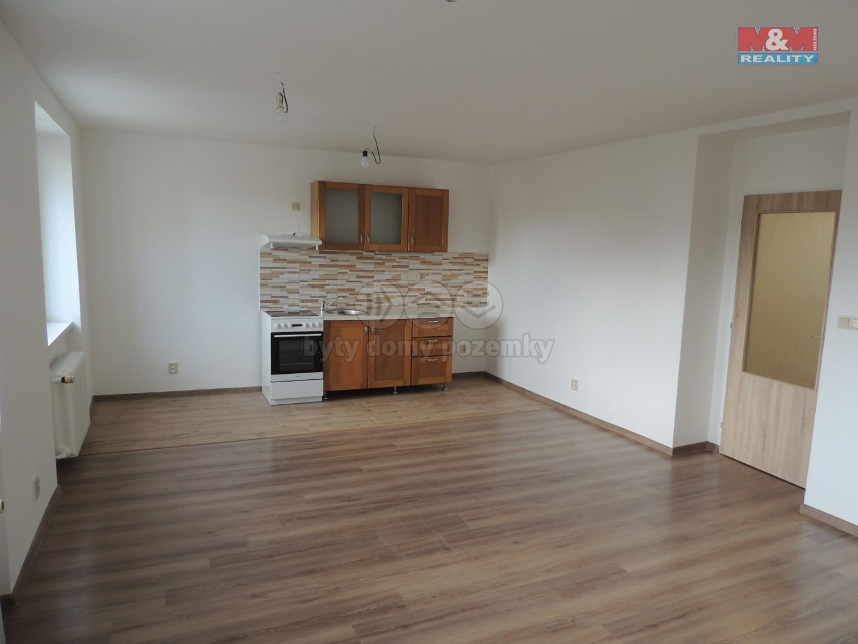 Pronájem, byt 2+kk, 59 m2, Ostrava, ul. Dolní