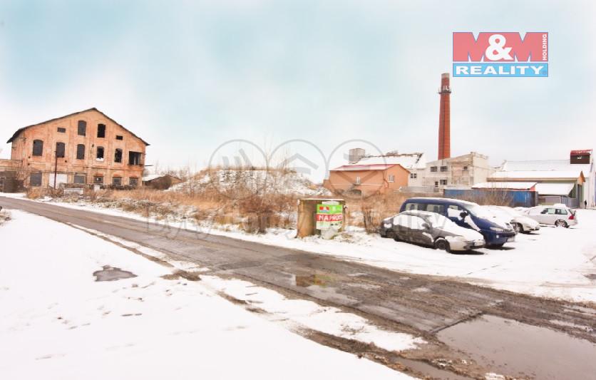 Prodej provozní plochy, 4099 m², Kostelec nad Labem