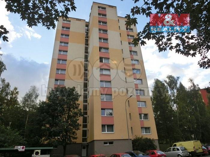 Pronájem bytu 1+kk, 27 m², Liberec, ul. Sametová