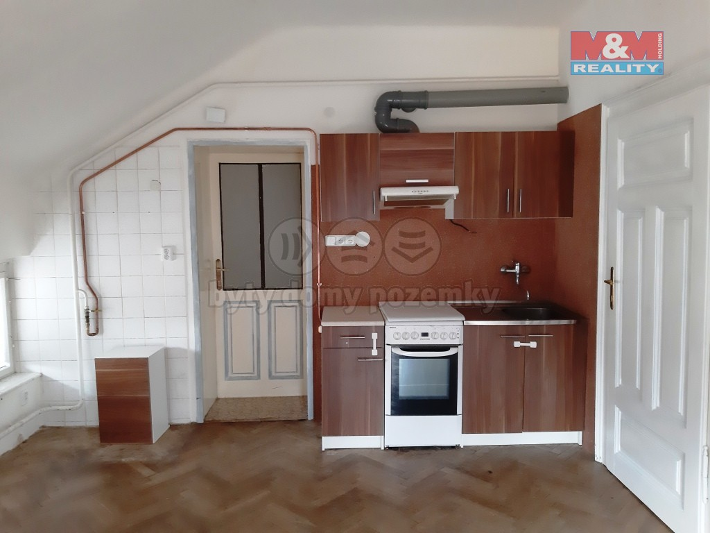 Prodej, byt 1+1, 45 m2, OV, Letovice