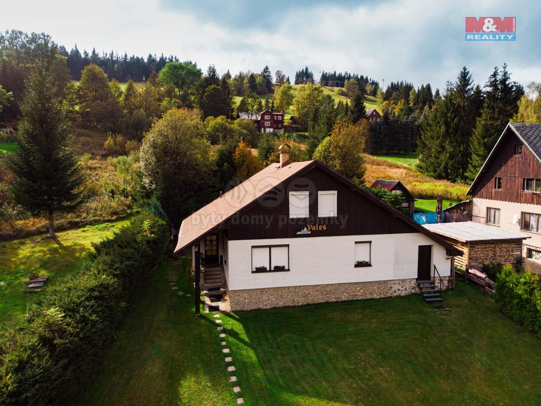 Prodej penzionu a bungalovu, 991 m2, Bedřichov