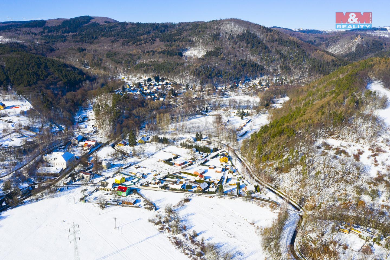 Prodej pozemku k bydlení, 8329 m², Kadaň - Prunéřov
