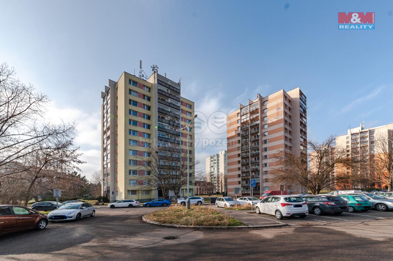 Prodej bytu 1+kk, 30 m², Praha 8, ul. Černého