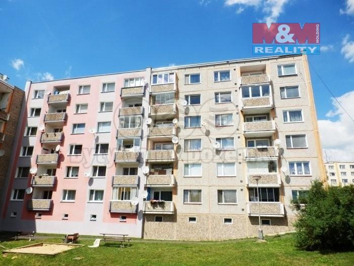 Pronájem bytu 4+1, 75 m2, Františkovy Lázně, Husitská