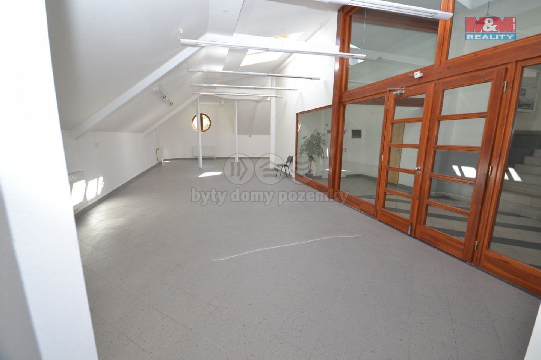 Pronájem, kanceláře, 134 m2, Jablonec nad Nisou