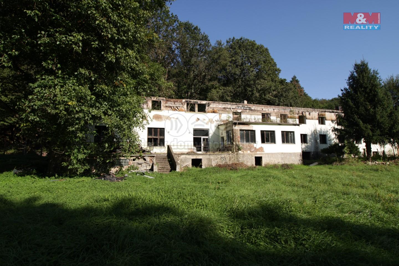 Prodej hotelu, penzionu, 4208 m², Kaliště