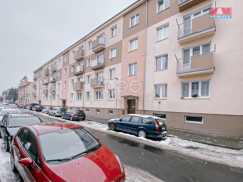 Prodej bytu 3+1, 54 m², OV, Duchcov, ul. Družby