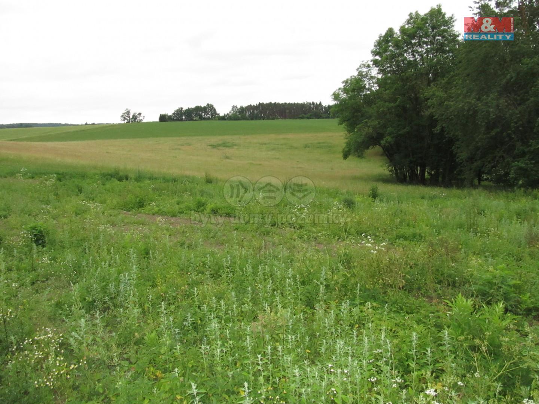 Prodej pozemku, 2220 m², Hradiště u Písku