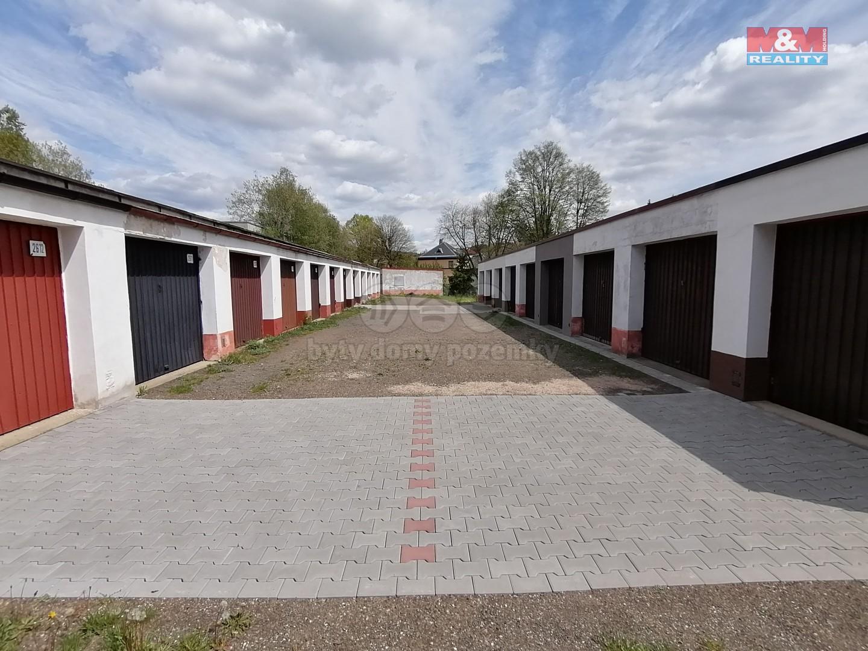 Prodej, garáž, 20 m2, Mšeno nad Nisou