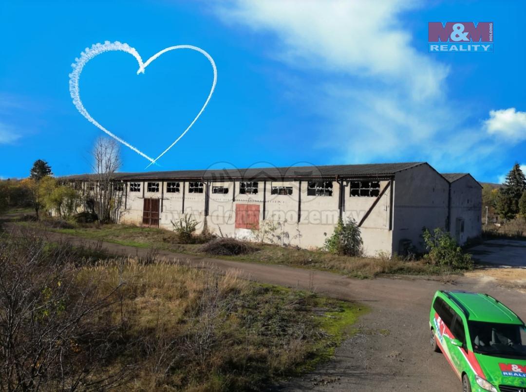 Prodej zemědělského objektu, 5215 m², Vilémov, ul. Nádražní