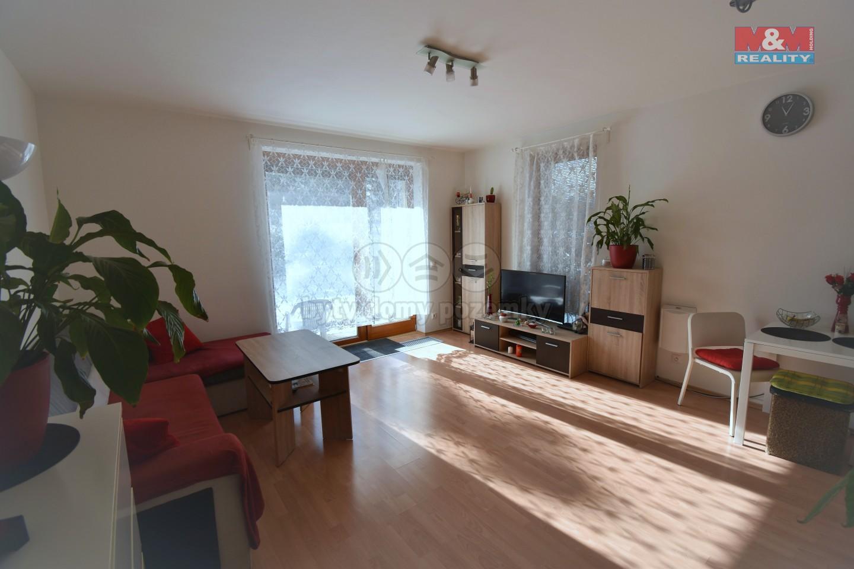 Pronájem bytu 2+kk, 58 m2, Praha 5, Zbraslav, ul. Pickova