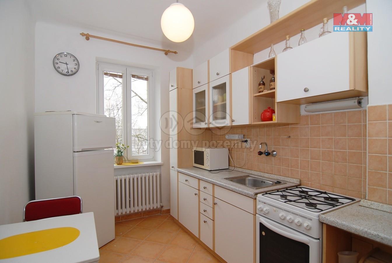 Pronájem bytu 1+1, 44 m², Ostrava centrum, ul. Repinova