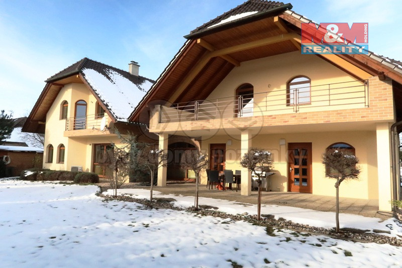 Prodej rodinného domu, Lázně Bohdaneč, ul. Za Sokolovnou