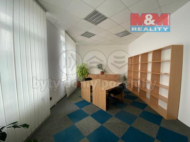 Pronájem kancelářského prostoru, 24 m², Krnov, ul. Hlubčická