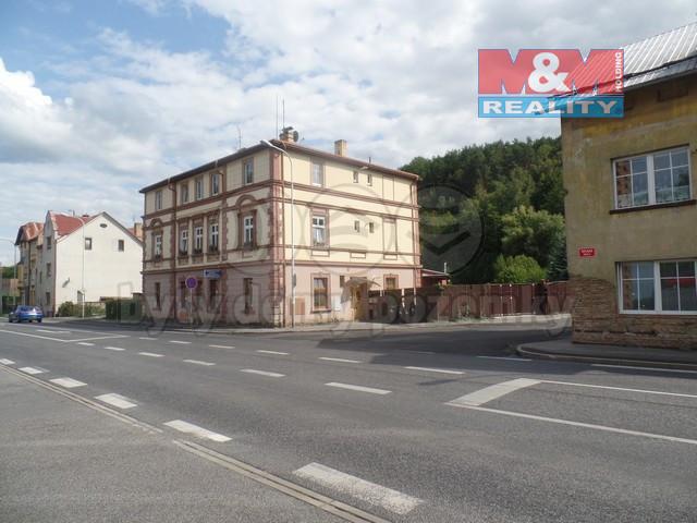 Pronájem bytu 1+kk, 33 m², Děčín, ul. Bynovská