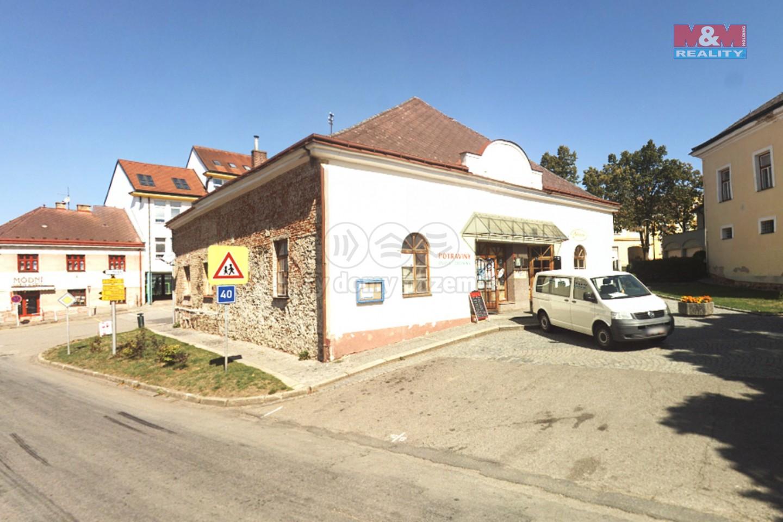 Prodej, obchodní prostory, Přibyslav