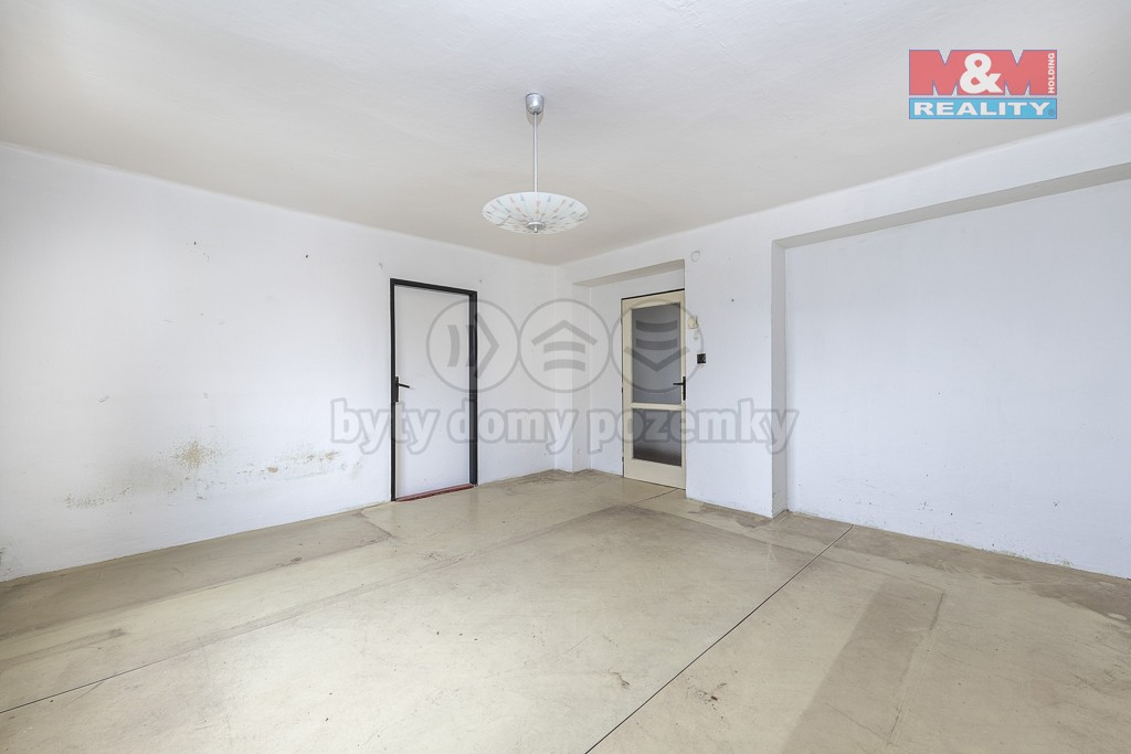 Prodej bytu 2+1, 62 m², OV, Jirkov, ul. Obránců míru