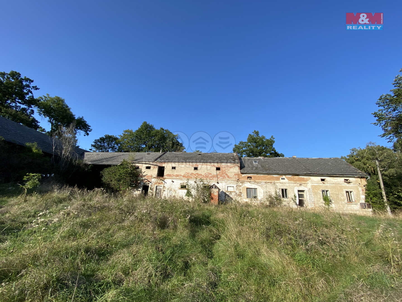 Prodej zemědělského objektu, 4113 m², Toužim, Dobrá voda