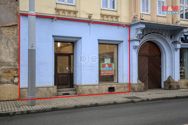 Pronájem kancelářského prostoru, 41 m², Plzeň, ul. Prokopova