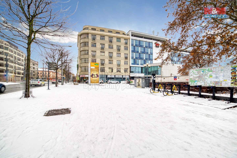 Pronájem bytu 2+1, 66 m², Plzeň, ul. Goethova