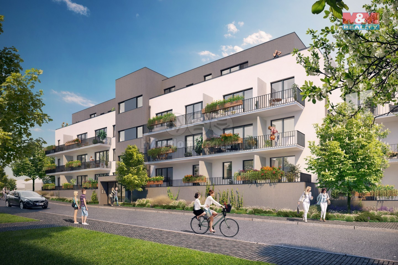 Prodej bytu 4+kk, 99 m², Unhošť, ul. Karla Čapka