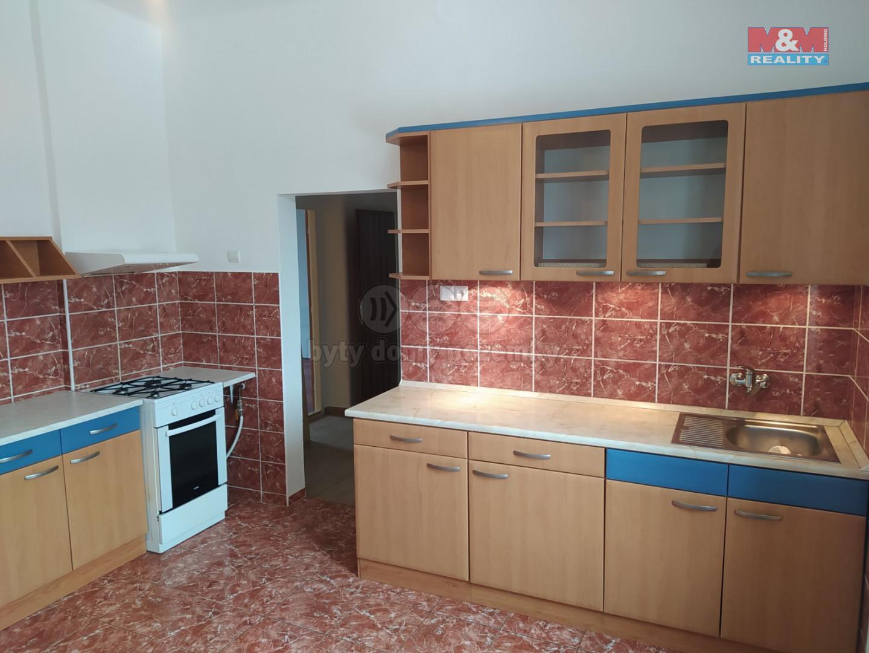 Pronájem bytu 2+1, 68 m², Olomouc, ul. Lazecká