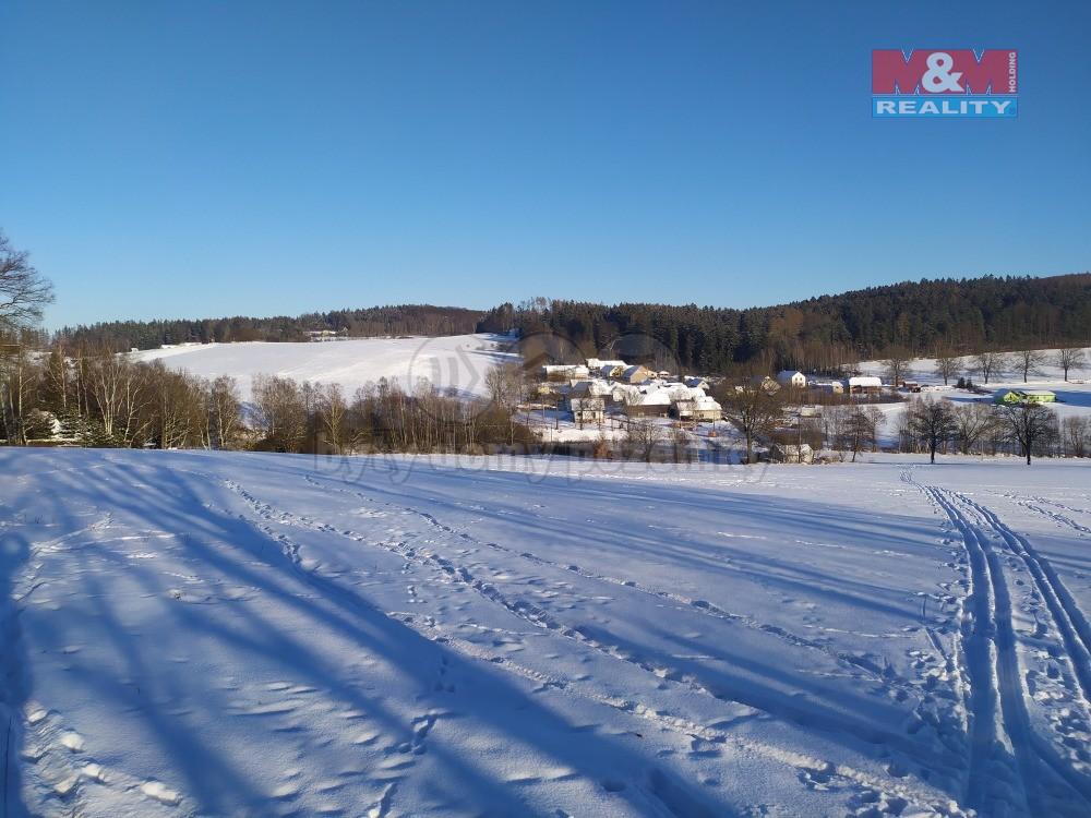 Prodej pozemku k bydlení, 2522 m², Pelhřimov