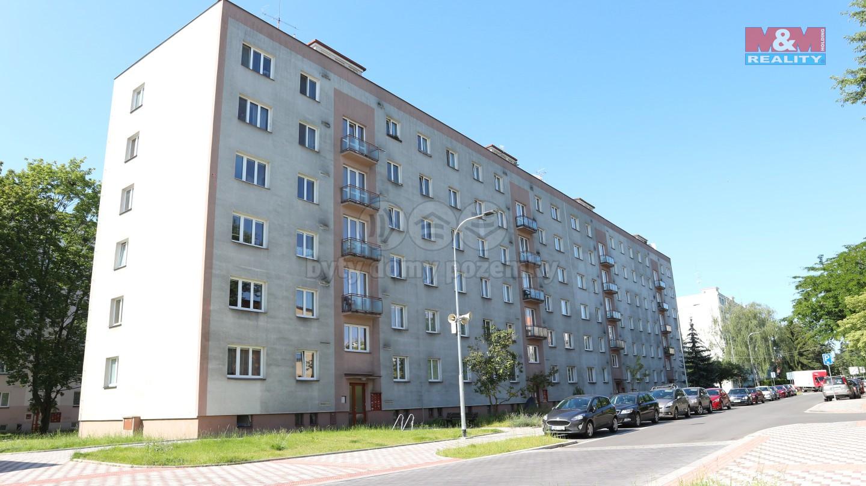 Pronájem bytu 3+1, 64 m², Pardubice, ul. Rosická