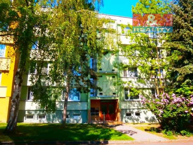 Prodej bytu 1+kk, 26 m², Louny