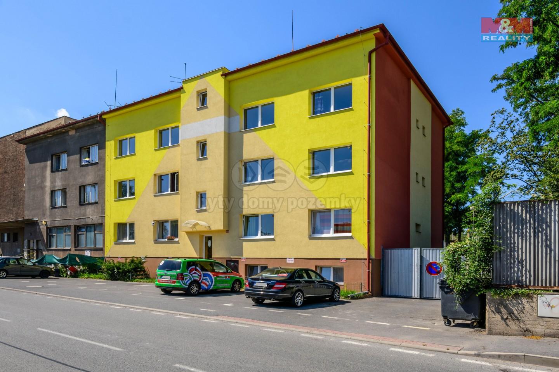 Prodej nájemního domu, 975 m², Kladno, ul. Průmyslová