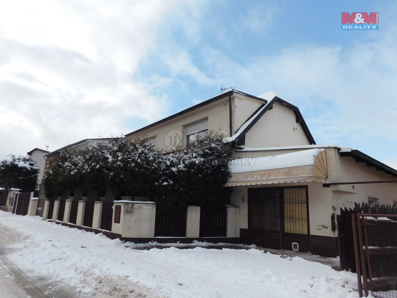 Prodej rodinného domu, 200 m², Praha, ul. Za Opusem