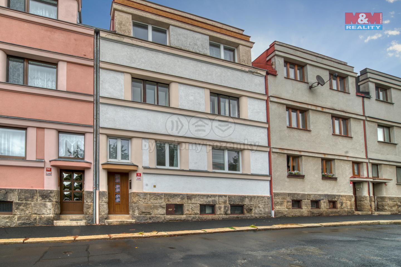 Prodej rodinného domu, 290 m², Aš, ul. Kvapilova
