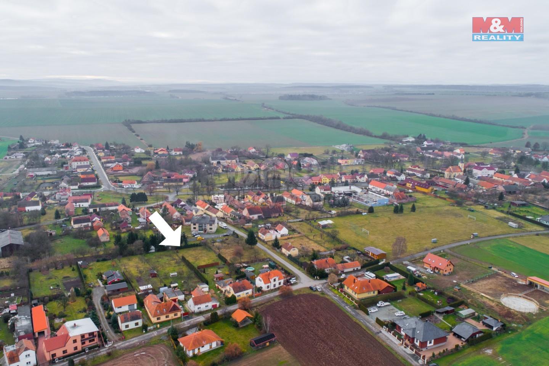Prodej, pozemek k bydlení, 1153 m2, Přehýšov