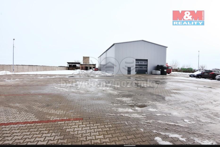 Pronájem skladu, 700 m², Milovice, ul. Družstevní