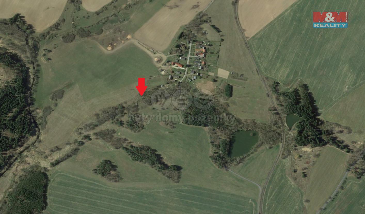 Prodej louky, 34850 m², Lom u Tachova