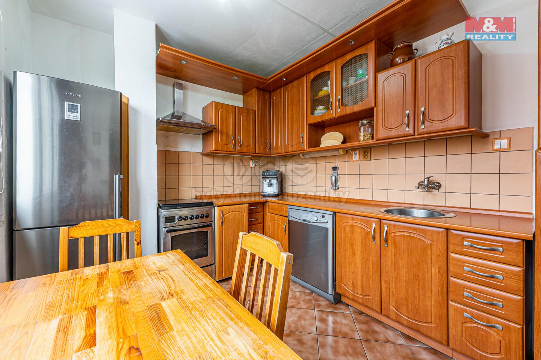 Prodej bytu 3+1, 89 m², Dobřany, ul. Loudů