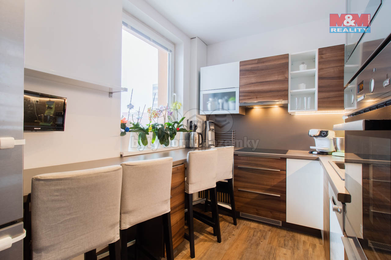 Prodej bytu 3+1, 67 m², Český Krumlov, ul. Urbinská