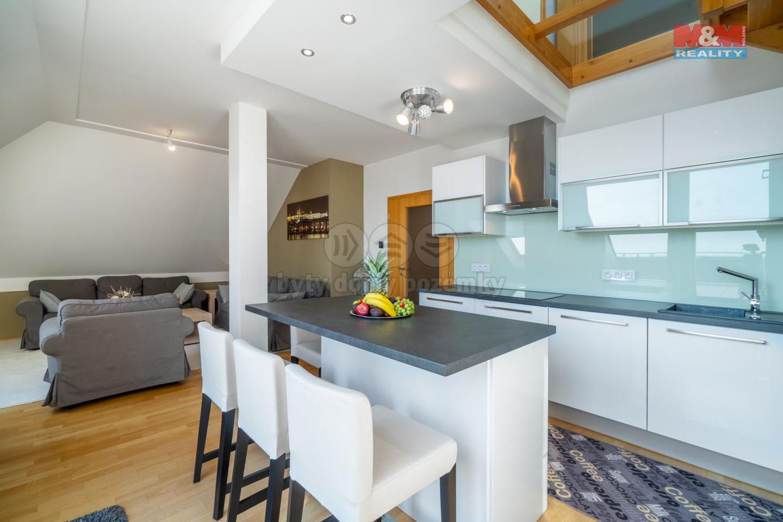 Prodej bytu 3+kk, 125 m², Praha, ul. U proseckého kostela