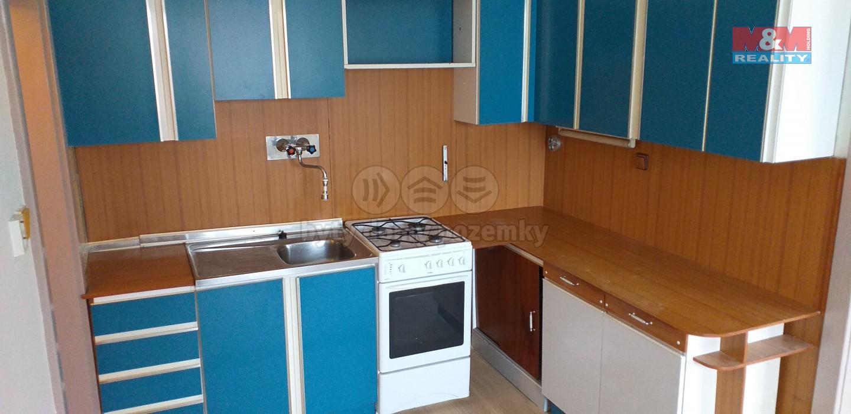 Pronájem bytu 1+1, 56 m², Ostrava, ul. Jindřichova