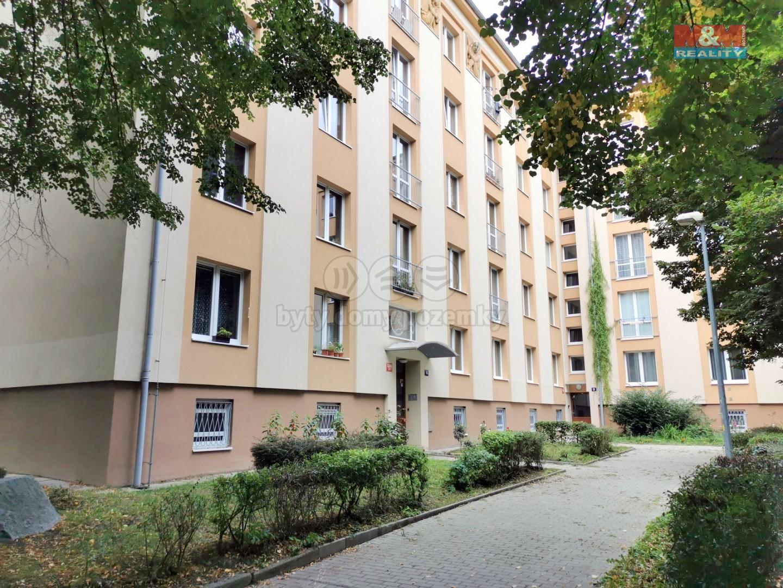 Pronájem, byt 2+1, 62 m2, Praha 10 - Vršovice, ul. Jakutská