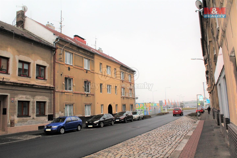Prodej bytu 2+1, 45 m², Chomutov, ul. Kadaňská
