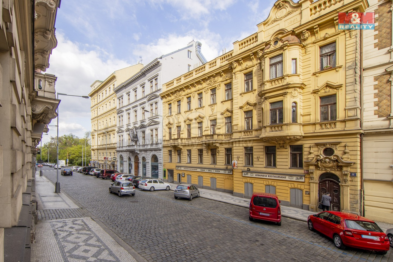 Prodej, byt 2+kk, 80 m², Praha, ul. Opletalova
