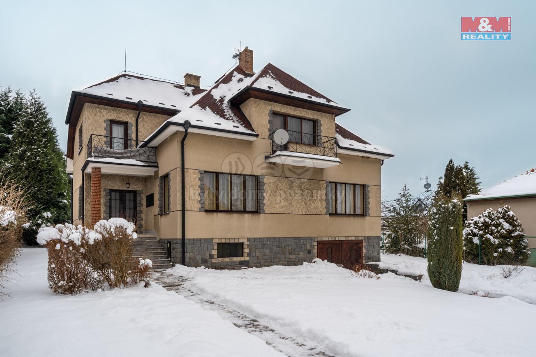 Prodej rodinného domu 6+2, 850 m2, PV, Vyžlovka
