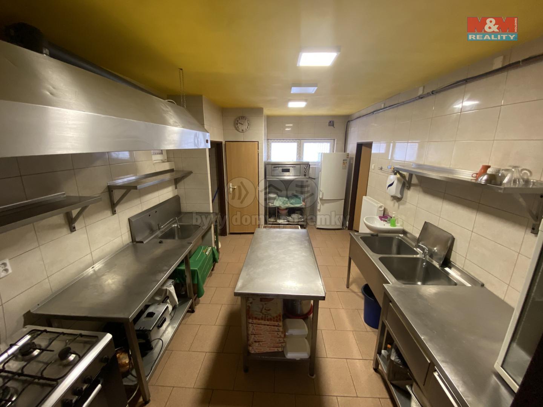 Pronájem restaurační kuchyně, 30 m², Karviná, ul. Kašparova