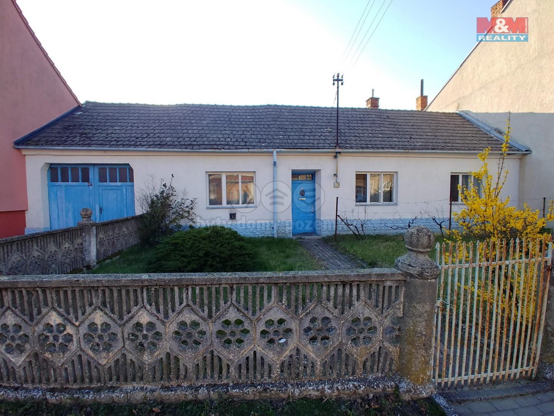 Prodej, rodinný dům, 80 m², Ratíškovice, ul. Vítězná