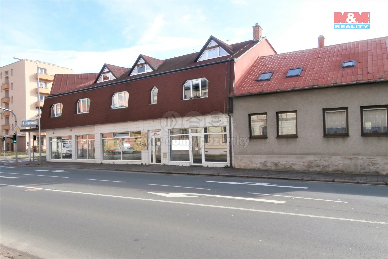 Pronájem obchodního objektu, 2663 m², Kolín, ul. Ovčárecká